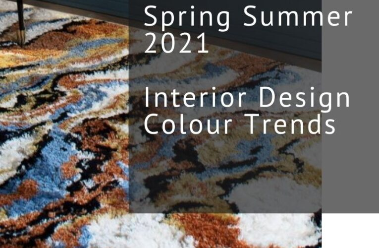 Carpet Colour Trends For the Spring and Summer months