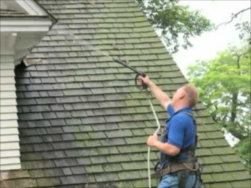How To Get Moss Off The Roof